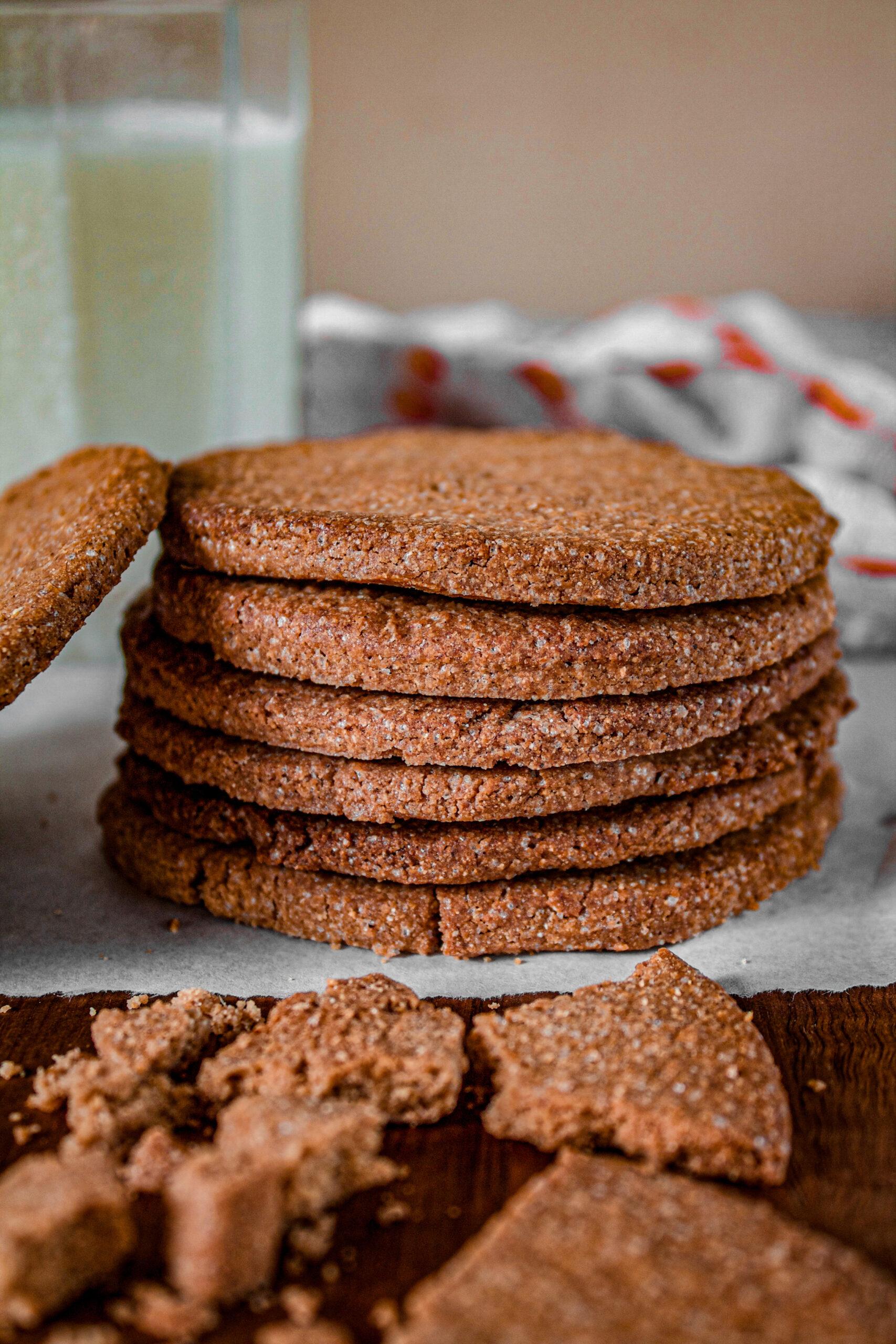 Tom Brown Cookies